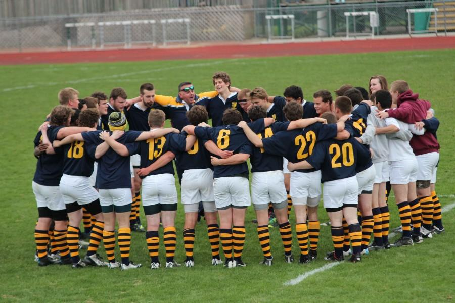 Buccaneer rugby defeats West Catholic