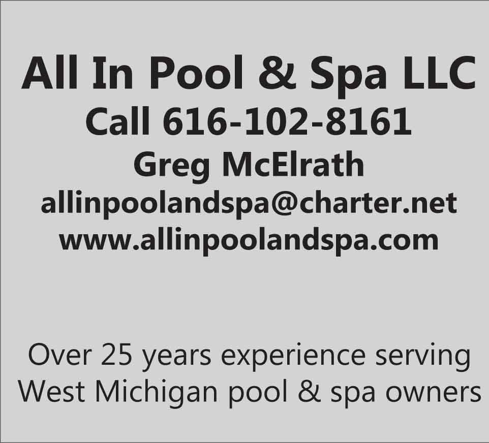 All In Pool & Spa LLC