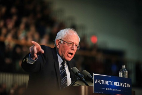 Grand Haven students' experience at a Bernie Sanders rally March 4