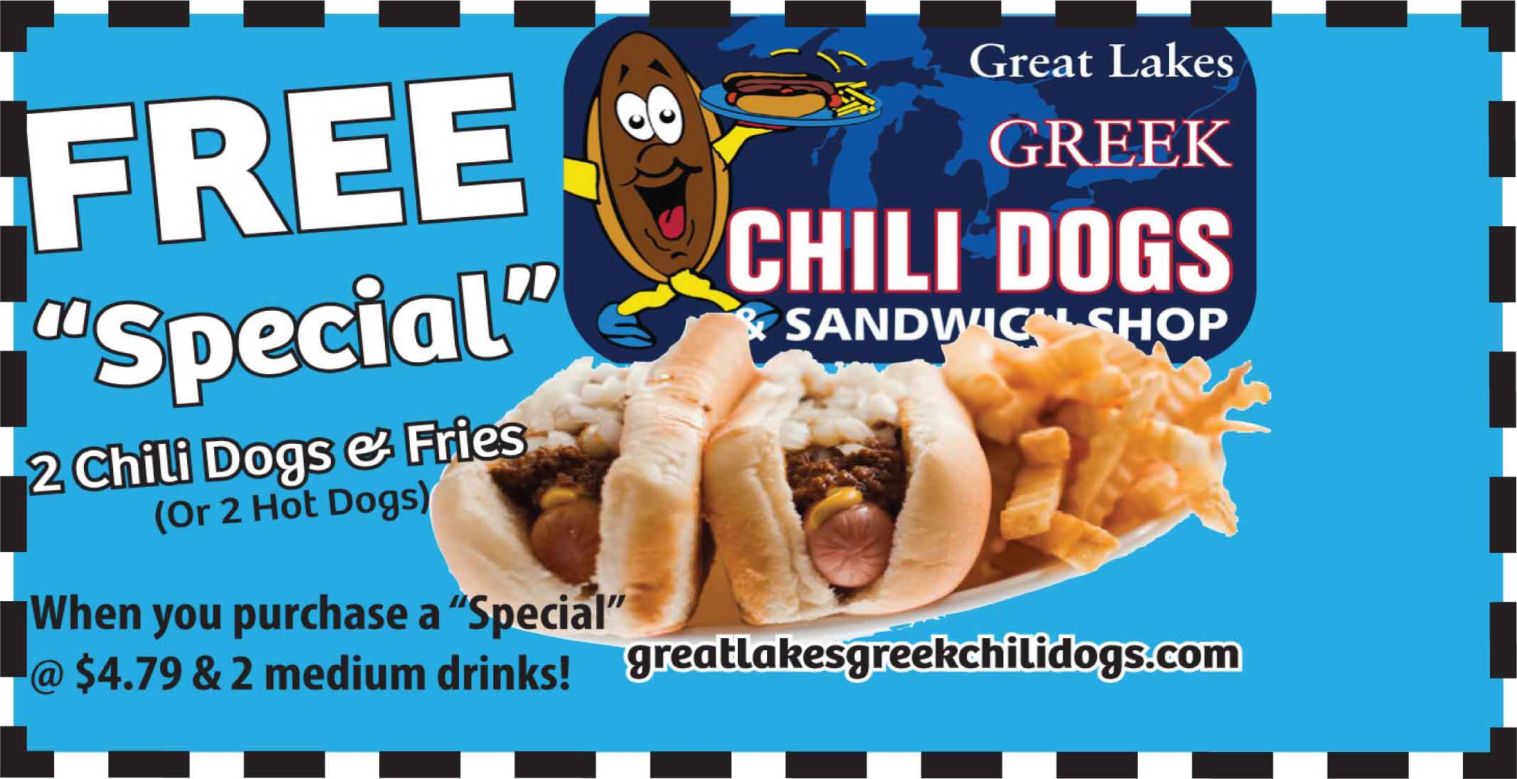 GL Chili Dogs
