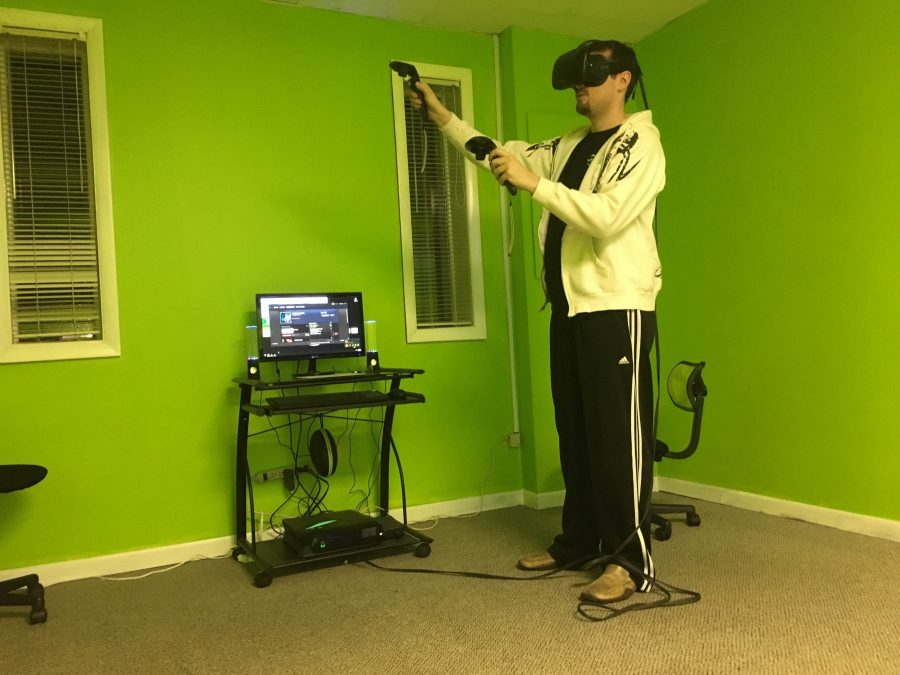 Virtual Reality comes to Grand Haven