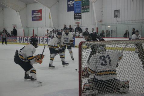 Bucs hockey to host Jenison on Bucs Pride Night