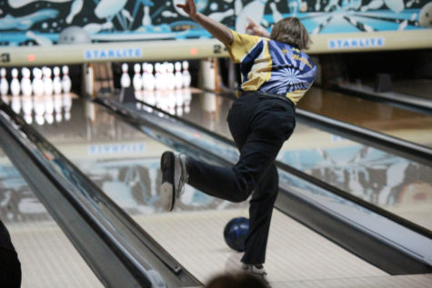 Regionals start today for Bucs' bowling