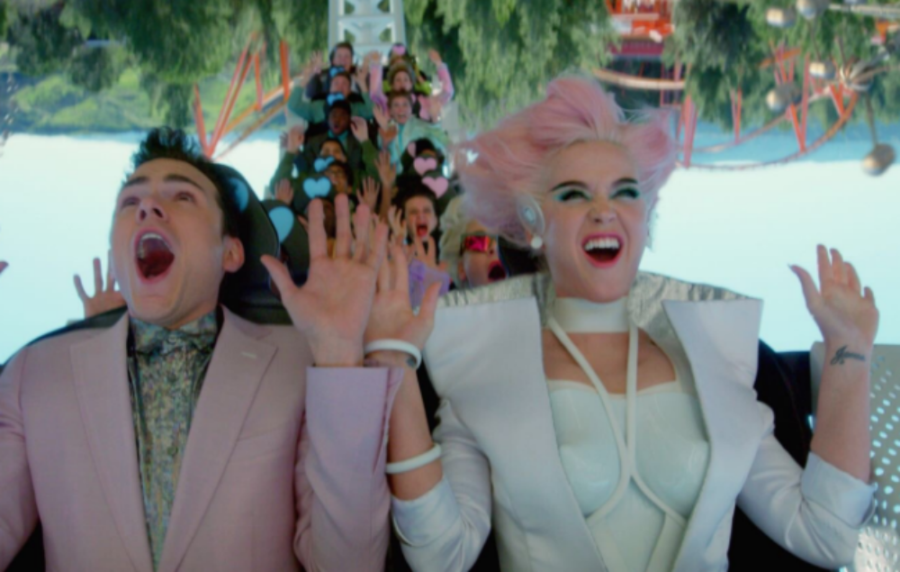 Katy Perry releases another catchy pop song