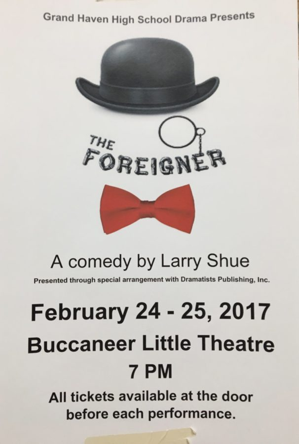 """""""The Foreigner"""" preview"""