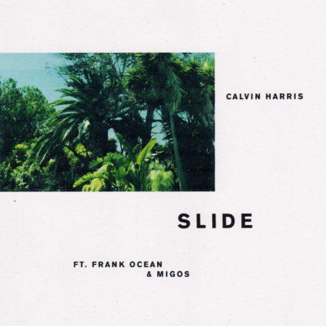 """""""Slide"""" by Calvin Harris reminiscent of summertime"""