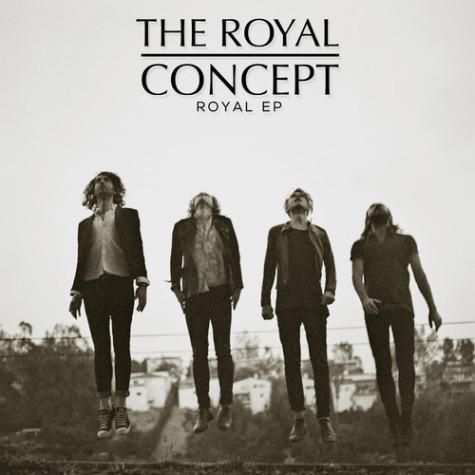 Random Reviews: Royal EP