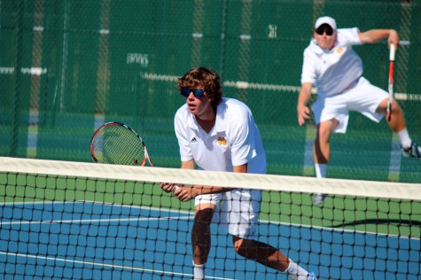 Gallery: Grand Haven Hosts Regional Tennis Matches