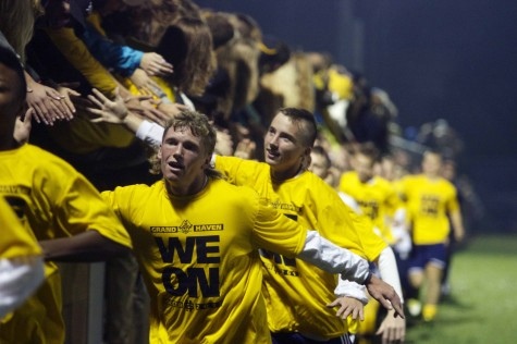 Galley: Grand Haven Hosts Boys Soccer Districts