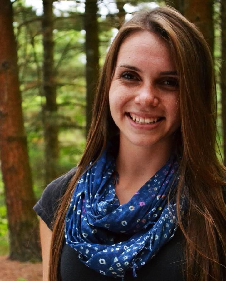 Senior Column: Kaia Hayes