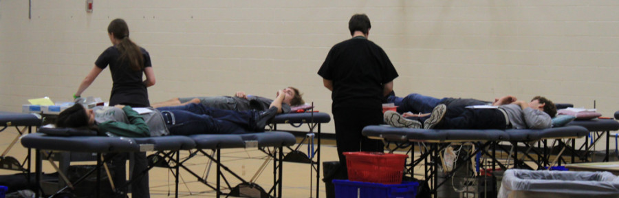 Blood drive to save lives