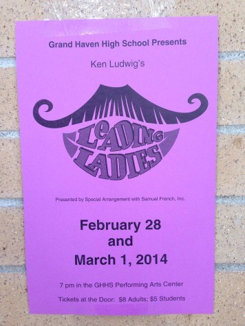 Opening This Weekend- Leading Ladies