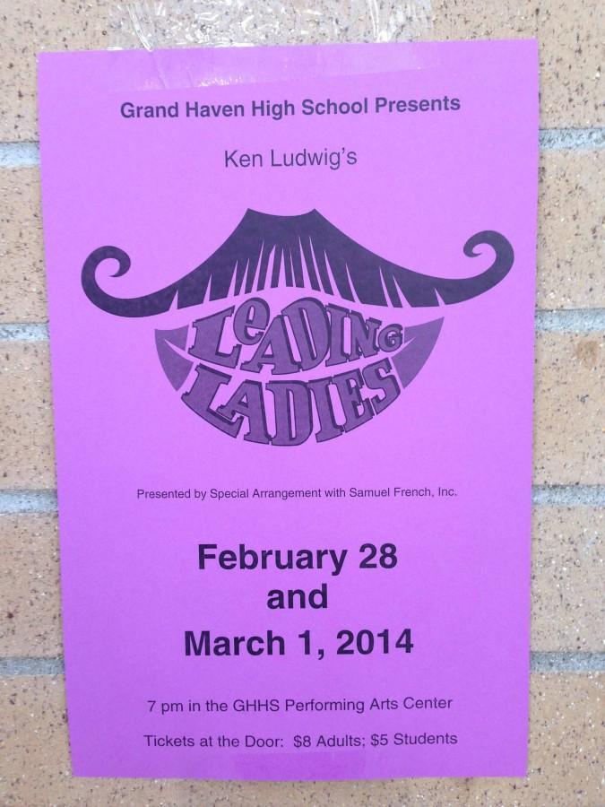 Opening This Weekend- Leading Ladies