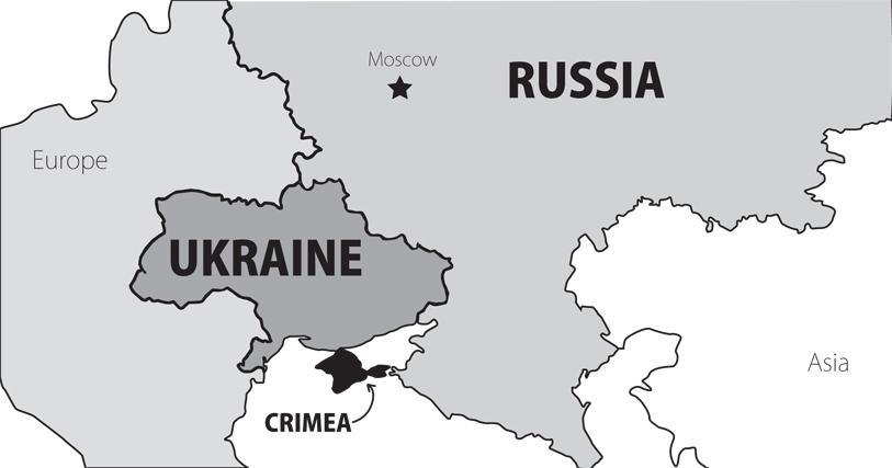 Russia trip still on despite conflict in Crimea