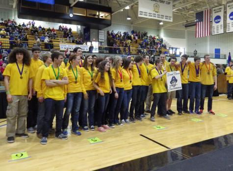 Science Olympiad team sweeps Regionals