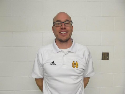 Jeremy Case returns as head coach of girl's varsity tennis.