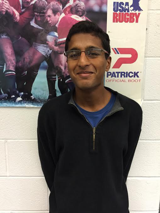 Senior Varun Biddanda is this weeks player to watch. Biddanda is the tennis teams number one singles player and team captain.