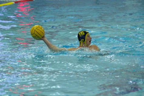 Water polo ready for state tournament