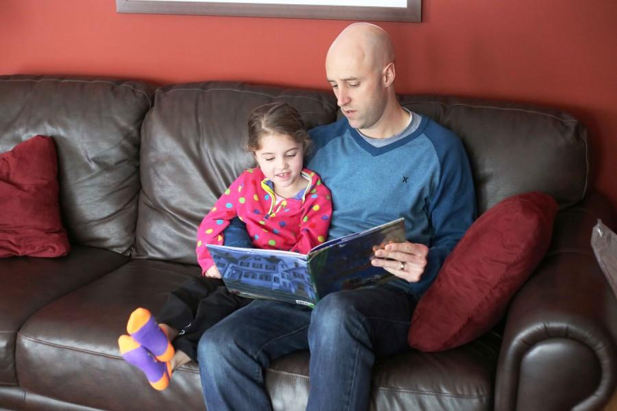STORY TIME: English teacher Jared Kram's daughter, Savana, will no longer be an only child.  After two years of obstacles, they hopes to be able to take their daughter, Nasul, home in the fall. Nasul will be the next chapter in their family story.