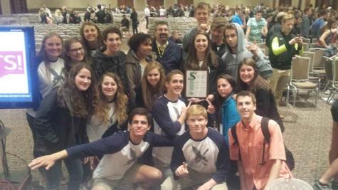 The Bucs' Blade wins awards