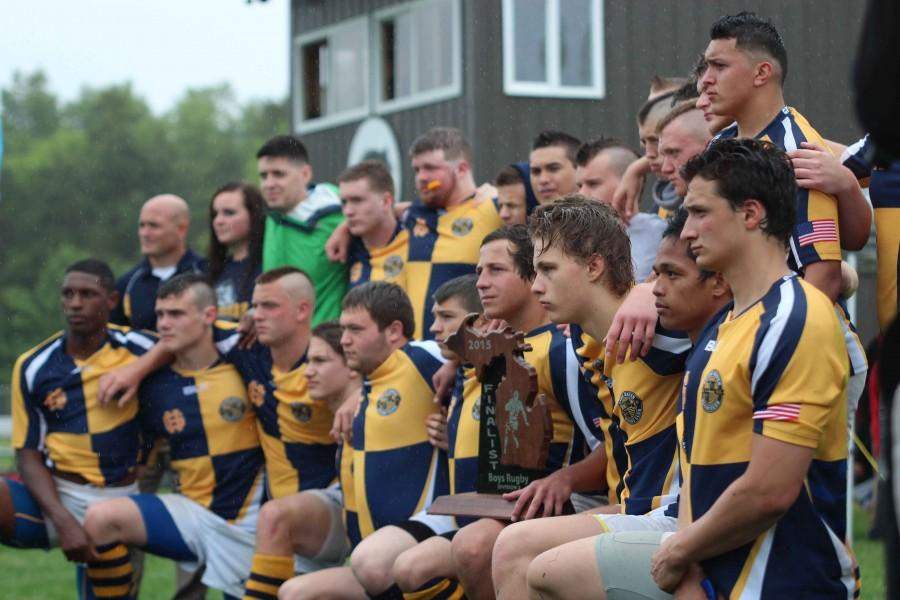 State-runner ups, Grand Haven Rugby Club fell to Kalamazoo 10-5 in the Division 2 state finals on May 30.