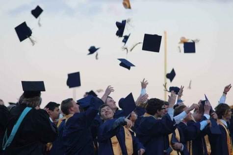 Grand Haven class of 2015 graduation ceremony