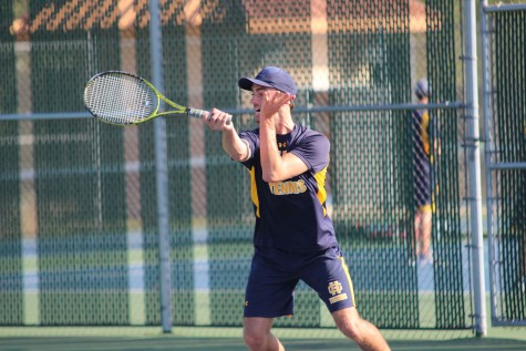 Boys tennis falls to West Ottawa, 5-3