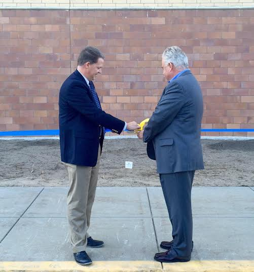Community celebrates building addition