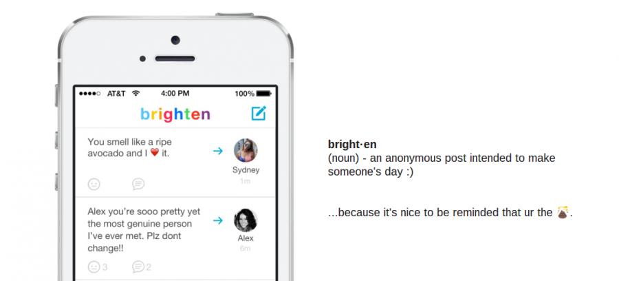 Brighten app review