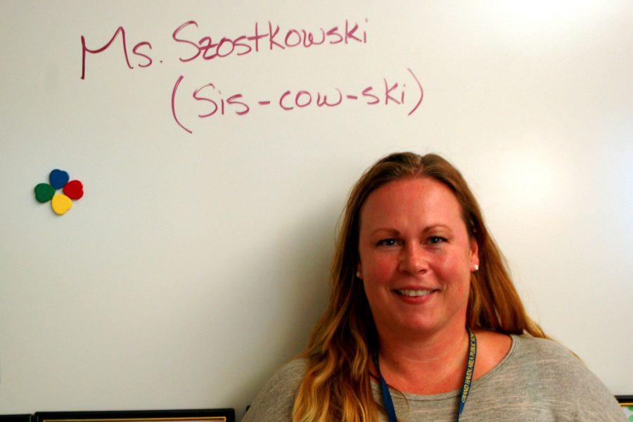 New Staff Member: Stephanie Szostkowski