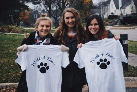 Seniors hold Walk 4 Paws 5k to raise money for humane societies