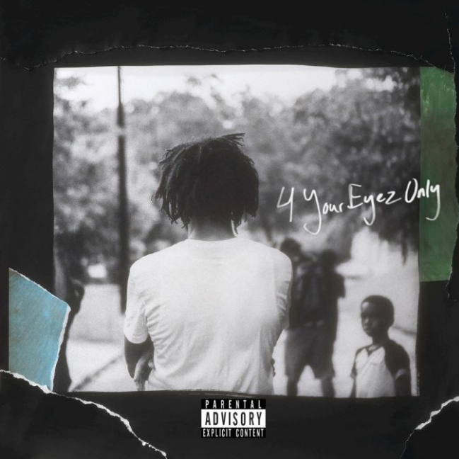 """J. Cole's album """"4 Your Eyez Only"""" explores race in new way"""