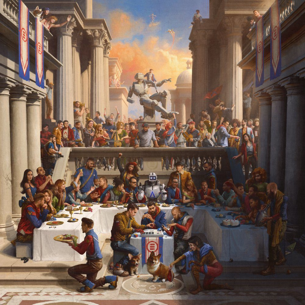 """Logic's """"Everybody"""" tries hard to be enlightening but falls short of mediocre"""