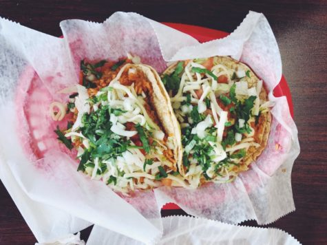 Arturo's Tacos offers traditional Mexican tacos for an affordable price
