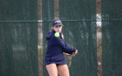 Tennis captain, Julia Bachmann, looks forward to a strong season
