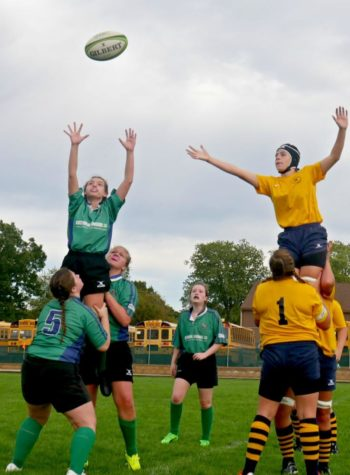 Girls rugby gives Livingston a Buccaneer beatdown