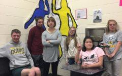 Adaptive arts program demonstrates creativity around school