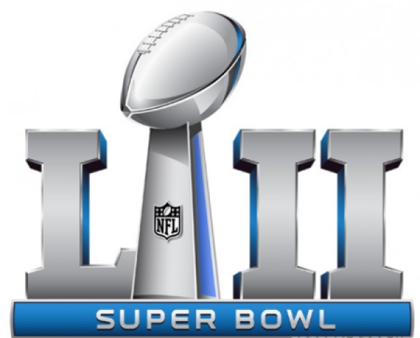 Super Bowl LII logo