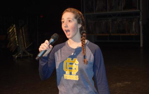 Samantha Korecki qualifies for honors choir