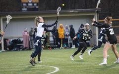 Grand Haven girls lacrosse team gets shot to break losing streak against Lowell at home