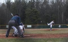 Buccaneer Baseball splits with talented Hudsonville squad