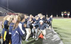 Seniors seal a victory at 2018 homecoming powderpuff