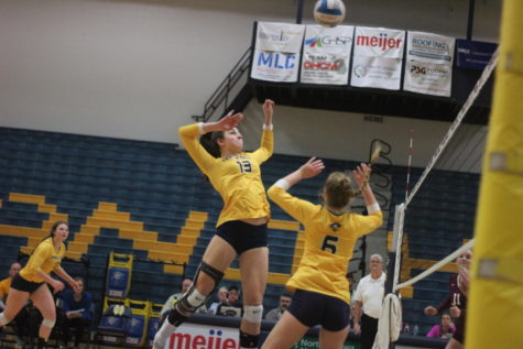 Bucs volleyball gets pair of wins to build momentum for postseason