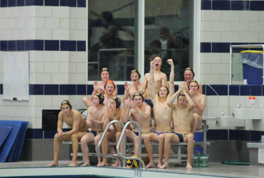 Bucs water polo gets big win over Zeeland East