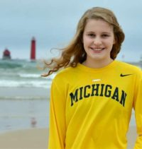 Ackerman commits to the University of Michigan