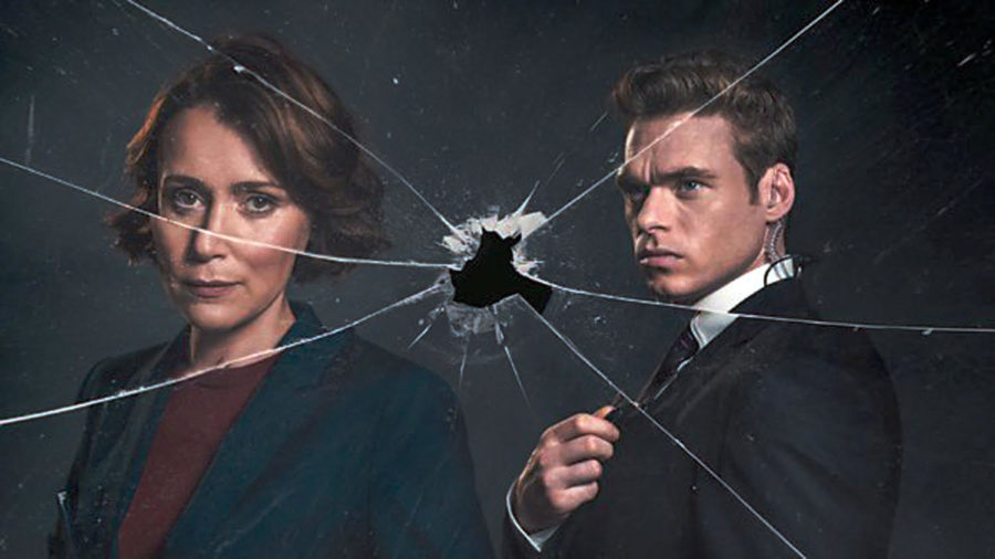 """British crime show """"Bodyguard"""" will make you wish you had security"""