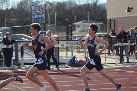 Track & field splits with Rockford