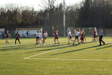 Girls lacrosse falls to Spring Lake in major rivalry game