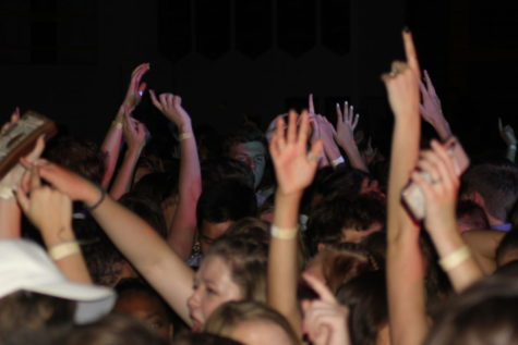 Homecoming dance tops off spirit-filled week for GHHS students