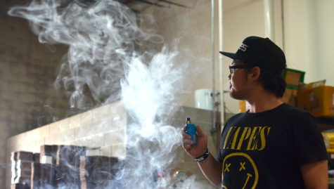 Vaping town hall spreads awareness to community